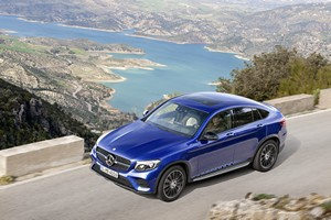 Mercedes-Benz Glc-coupe 2016
