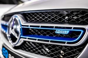 Foto Detalles Mercedes Glc-fuel-cell Suv Todocamino 2018