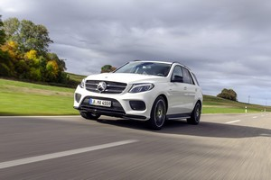 Mercedes-Benz Gle-450-amg-4matic 2016