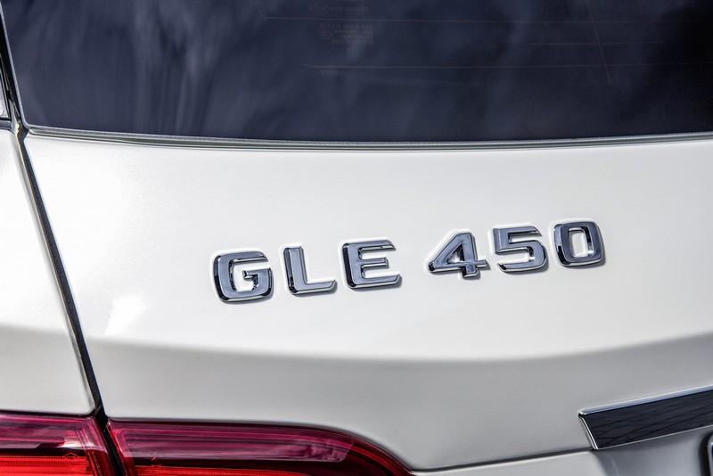 Foto Detalles Mercedes Gle 450 Amg 4matic Suv Todocamino 2016