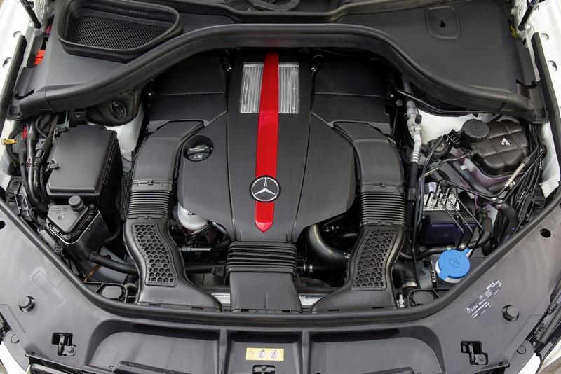 Foto Tecnicas Mercedes Gle 450 Amg 4matic Suv Todocamino 2016