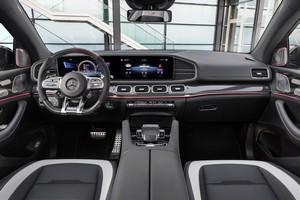 Foto Salpicadero Mercedes Gle-63-s-coupe Suv Todocamino 2020