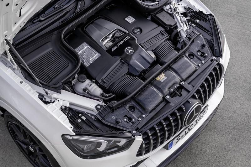 Foto Detalles Mercedes Gle 63 S Coupe Suv Todocamino 2020
