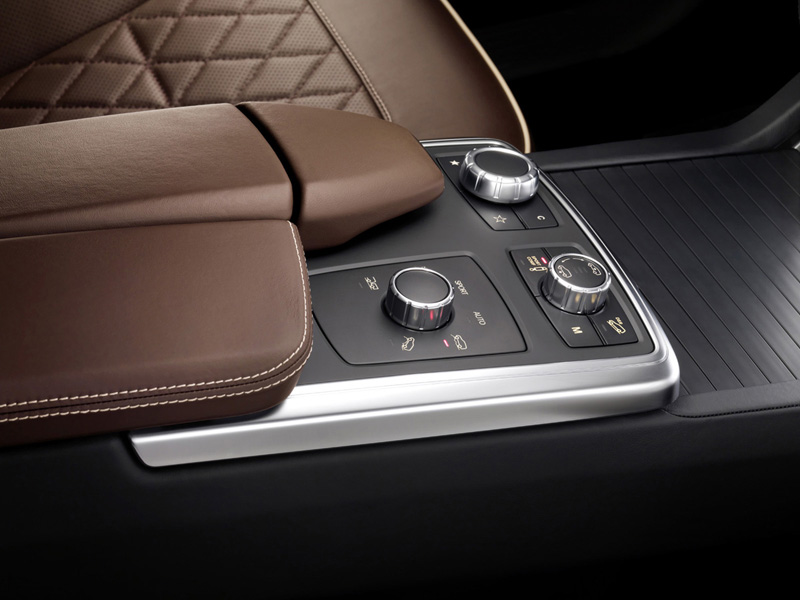 Foto Detalles-(4) Mercedes M-class Suv Todocamino 2011