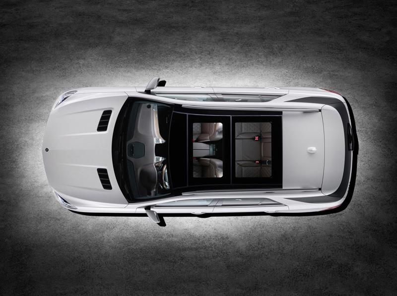 Foto Exteriores-(19) Mercedes M-class Suv Todocamino 2011