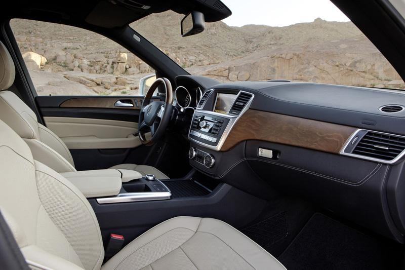 Foto Interiores-(6) Mercedes M-class Suv Todocamino 2011