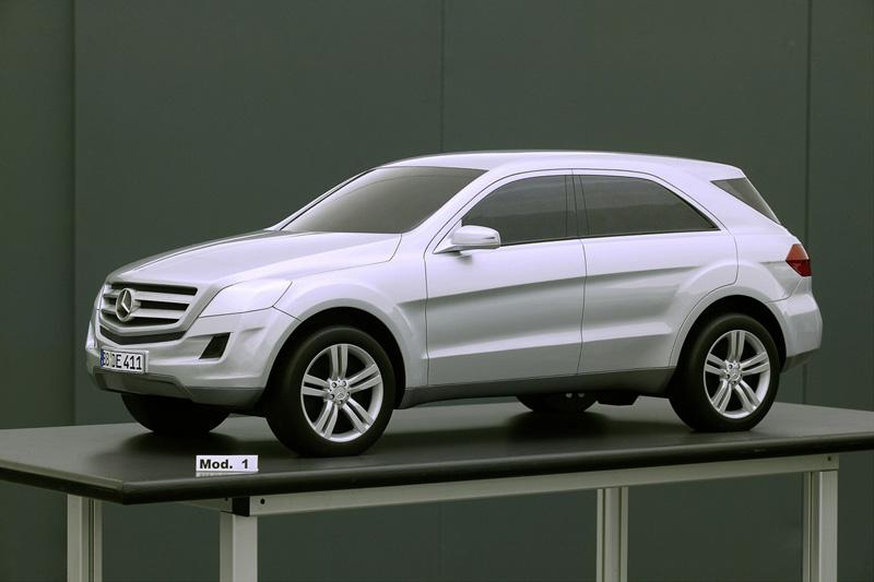 Foto Tecnicas-(22) Mercedes M-class Suv Todocamino 2011