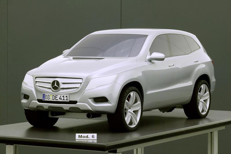 Foto Tecnicas-(24) Mercedes M-class Suv Todocamino 2011