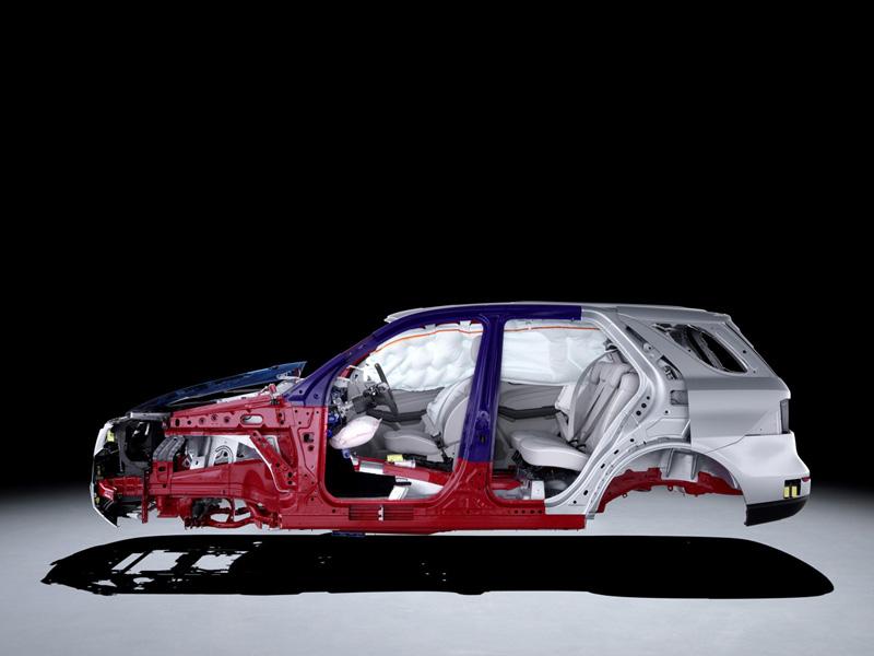Foto Tecnicas-(59) Mercedes M-class Suv Todocamino 2011