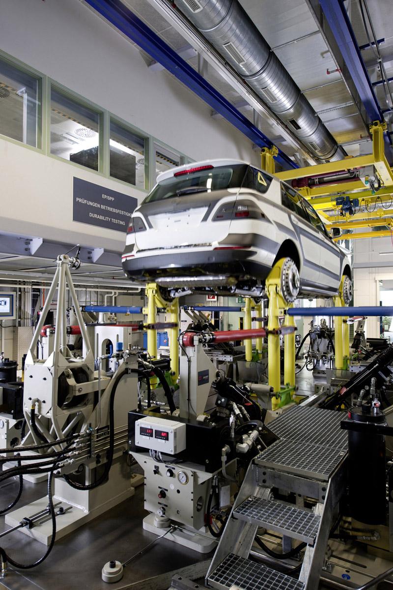 Foto Tecnicas Mercedes M Class Suv Todocamino 2011