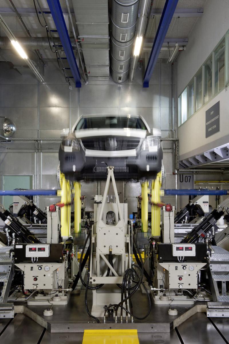 Foto Tecnicas-(7) Mercedes M-class Suv Todocamino 2011