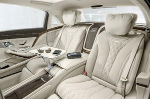 Foto Interior (2) Mercedes Maybach-clase-s Sedan 2014