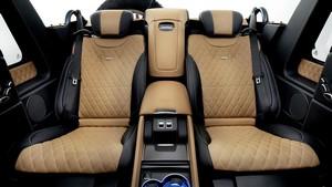 Foto Interiores Mercedes Maybach-g650-landaulet Suv Todocamino 2017