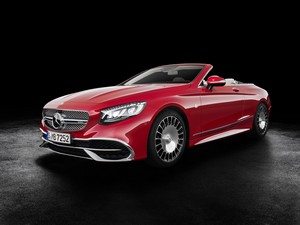Mercedes-Benz Maybach-s650 2017
