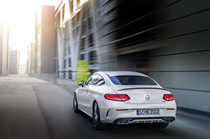 Foto Exteriores (4) Mercedes Mercedes-amg-c-43-4matic-coupe Cupe 2016