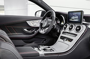 Foto Interiores (2) Mercedes Mercedes-amg-c-43-4matic-coupe Cupe 2016