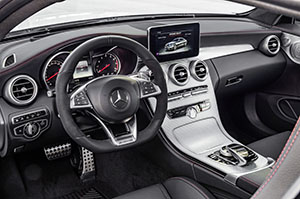 Foto Salpicadero Mercedes Mercedes-amg-c-43-4matic-coupe Cupe 2016