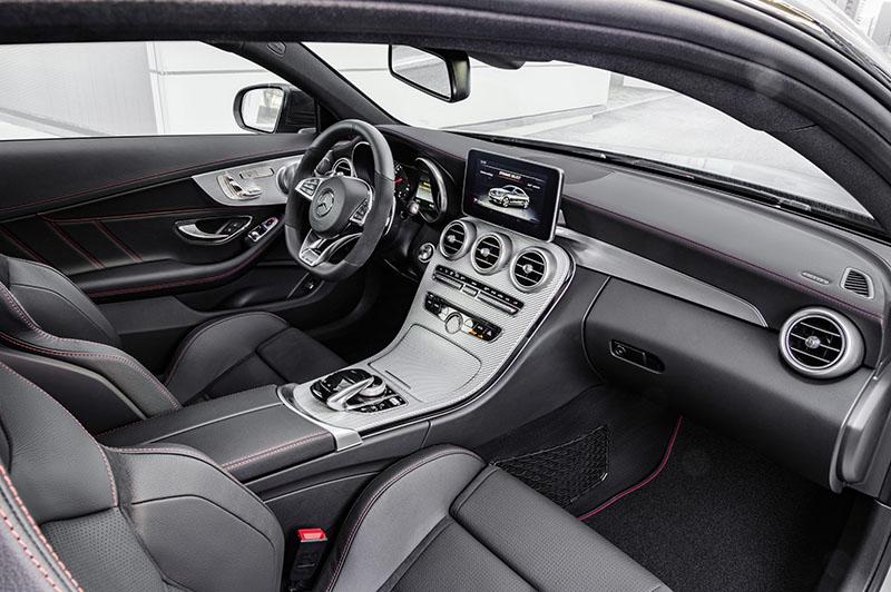 Interior Mercedes C43 AMG 2016