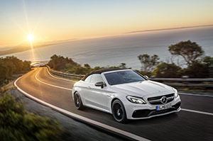 Foto Exteriores (10) Mercedes Mercedes-amg-c-63-cabrio Descapotable 2016