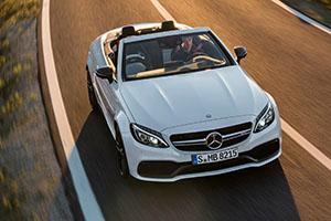 Foto Exteriores (11) Mercedes Mercedes-amg-c-63-cabrio Descapotable 2016