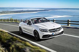 Foto Exteriores (13) Mercedes Mercedes-amg-c-63-cabrio Descapotable 2016