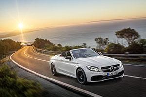 Foto Exteriores (9) Mercedes Mercedes-amg-c-63-cabrio Descapotable 2016