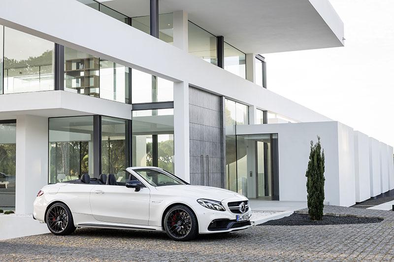 Foto Exteriores (3) Mercedes Mercedes-amg-c-63-cabrio Descapotable 2016