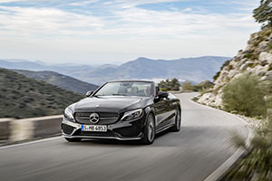 Foto Exteriores (10) Mercedes Mercedes-amg-c43-cabrio Descapotable 2016