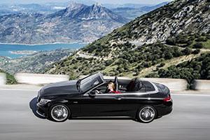 Foto Exteriores (9) Mercedes Mercedes-amg-c43-cabrio Descapotable 2016