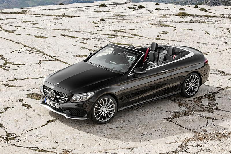 Mercedes-AMG C43 4MATIC Cabrio