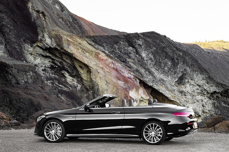 Foto Exteriores (18) Mercedes Mercedes-amg-c43-cabrio Descapotable 2016