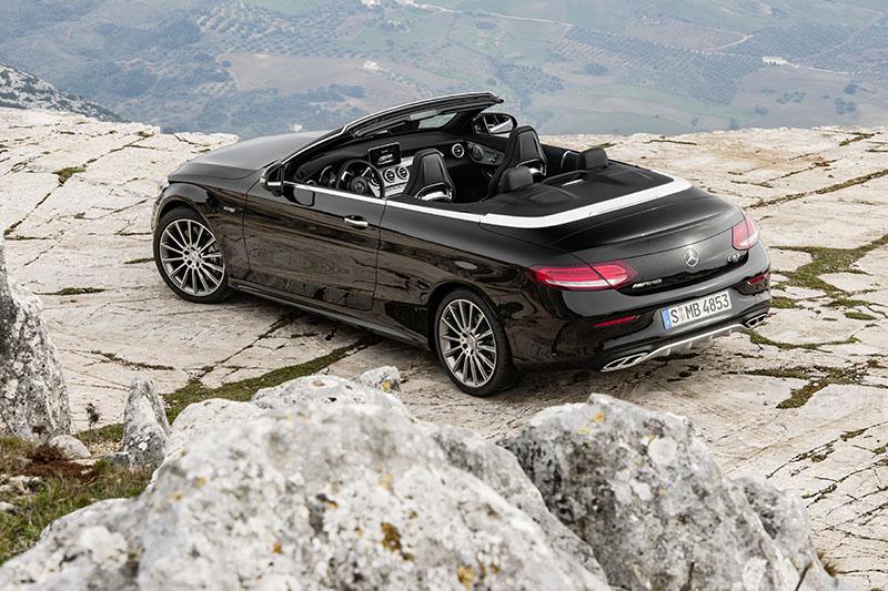 Foto Exteriores (2) Mercedes Mercedes-amg-c43-cabrio Descapotable 2016