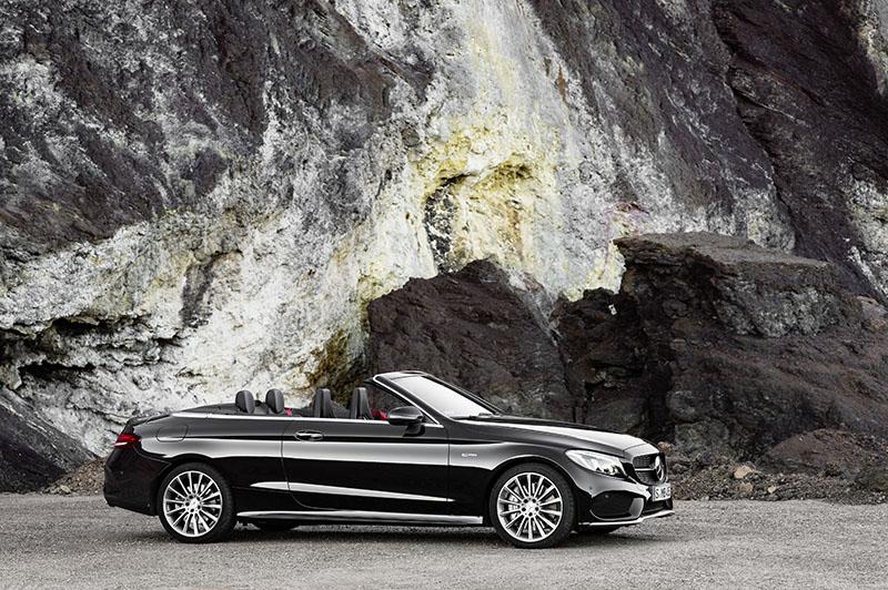 Foto Exteriores (4) Mercedes Mercedes-amg-c43-cabrio Descapotable 2016