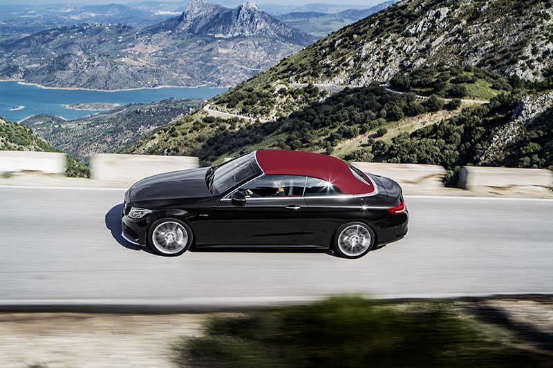 Foto Exteriores (8) Mercedes Mercedes-amg-c43-cabrio Descapotable 2016