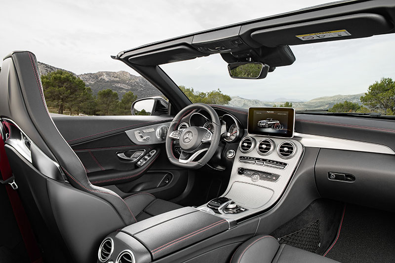 Interior Mercedes-AMG C43 4MATIC