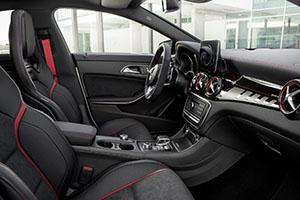 Foto Interiores Mercedes Mercedes-amg-cla-45-shootingbrake Familiar 2016