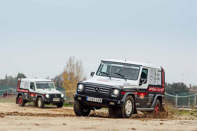 Foto Exteriores(1) Mercedes Mercedes Claseg Todoterreno Dakar2021 Rumbozero