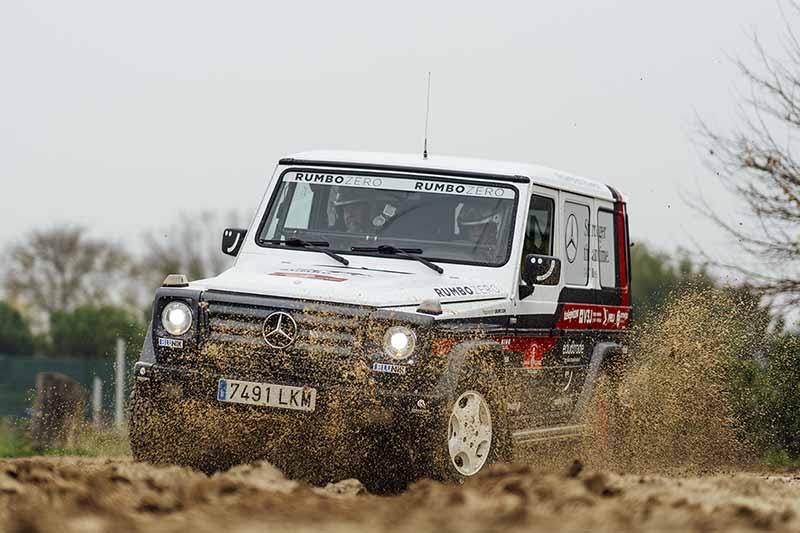 Foto Exteriores(2) Mercedes Mercedes Claseg Todoterreno Dakar2021 Rumbozero