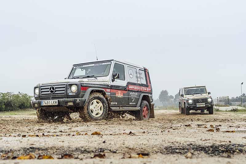 Foto Exteriores(3) Mercedes Mercedes Claseg Todoterreno Dakar2021 Rumbozero