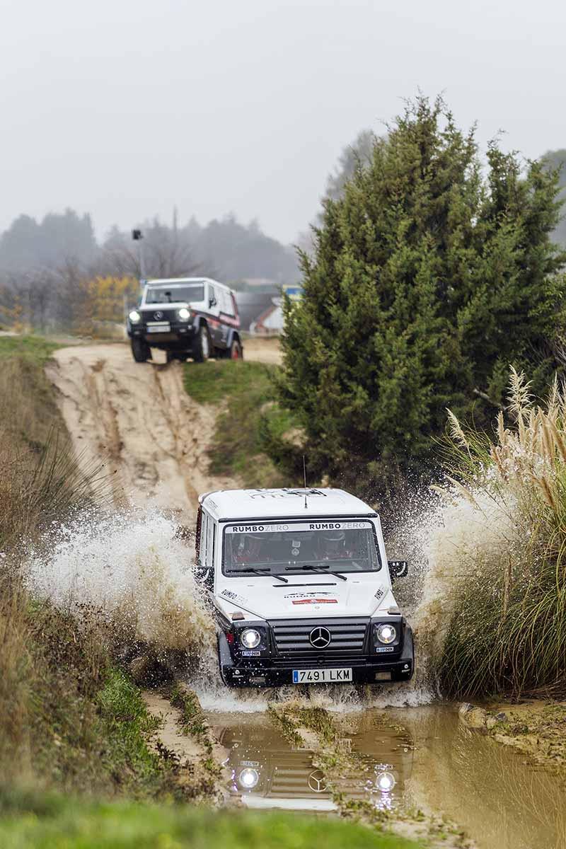 Foto Exteriores(4) Mercedes Mercedes Claseg Todoterreno Dakar2021 Rumbozero