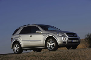 Mercedes-Benz Ml-63-amg 2007