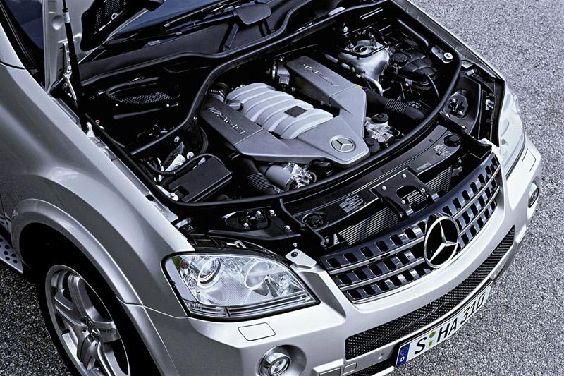 Foto Tecnicas Mercedes Ml 63 Amg Suv Todocamino 2007