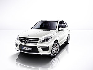 Mercedes-Benz Ml-63-amg 2011
