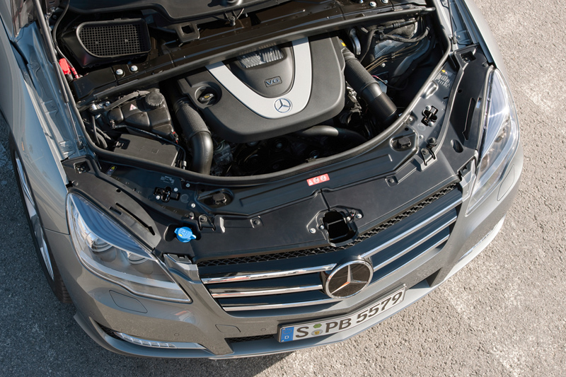 Foto Detalles Mercedes R Class Suv Todocamino 2010