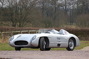 Mercedes-Benz Replica-mercedes-300-slr 2010