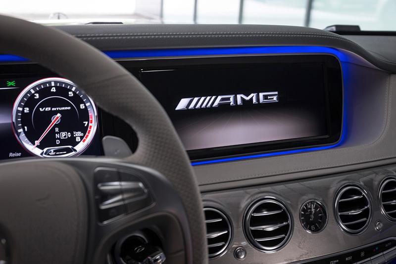 Mercedes-Benz S 63 AMG en el Salón de Frankfurt 2013