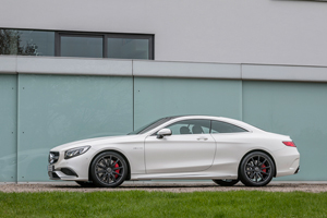 Foto Exteriores (2) Mercedes S-63-amg Cupe 2014