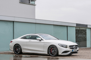 Foto Exteriores (3) Mercedes S-63-amg Cupe 2014