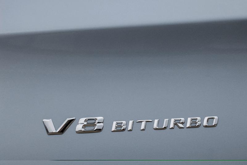 Foto Detalles Mercedes S Class Berlina 2013