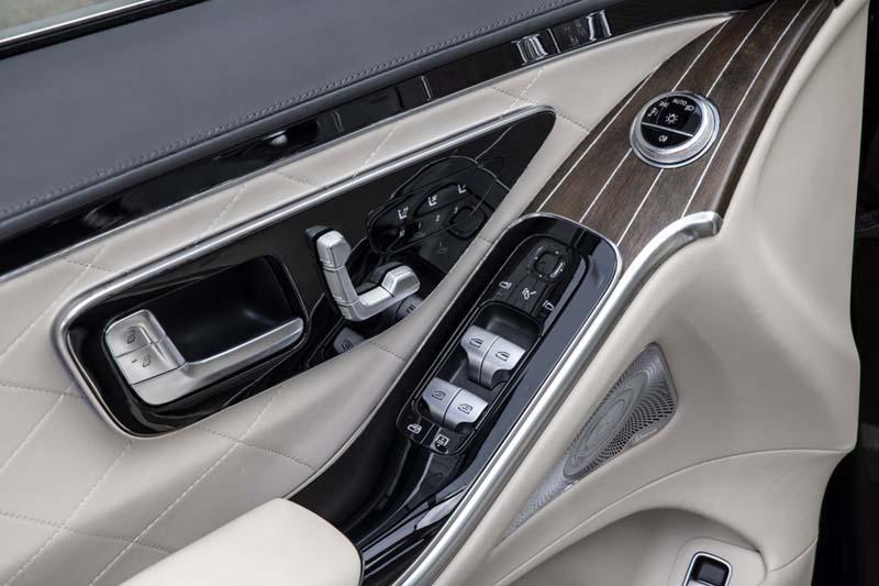 Foto Detalles Mercedes S Class Berlina 2020